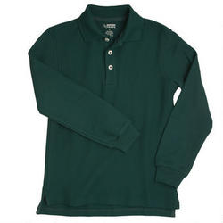 Long Sleeve Boy Polo